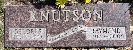 POSTE KNUTSON, DELORES - Pennington County, South Dakota   DELORES POSTE KNUTSON - South Dakota Gravestone Photos