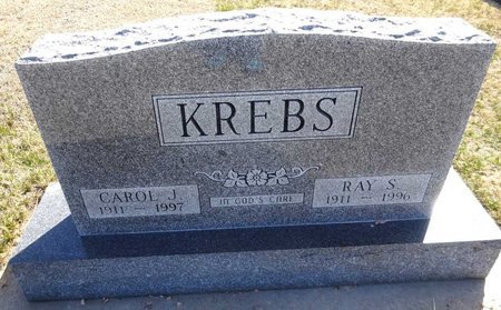 KREBS, CAROL - Pennington County, South Dakota | CAROL KREBS - South Dakota Gravestone Photos