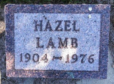 LAMB, HAZEL - Pennington County, South Dakota   HAZEL LAMB - South Dakota Gravestone Photos