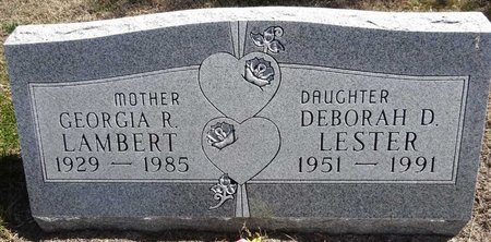 LESTER, DEBORAH - Pennington County, South Dakota | DEBORAH LESTER - South Dakota Gravestone Photos