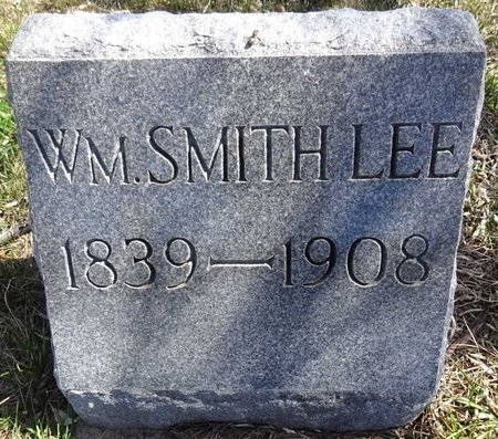 LEE, WILLIAM SMITH - Pennington County, South Dakota | WILLIAM SMITH LEE - South Dakota Gravestone Photos