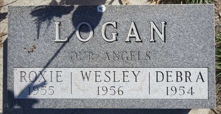 LOGAN, WESLEY - Pennington County, South Dakota | WESLEY LOGAN - South Dakota Gravestone Photos