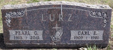 WILLIAMS LURZ, PEARL - Pennington County, South Dakota | PEARL WILLIAMS LURZ - South Dakota Gravestone Photos