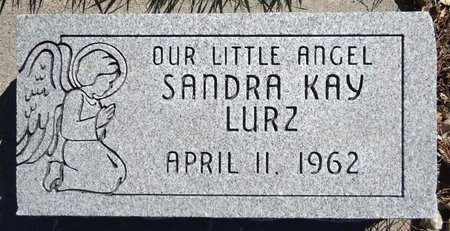 LURZ, SANDRA KAY - Pennington County, South Dakota | SANDRA KAY LURZ - South Dakota Gravestone Photos