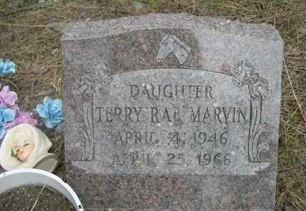 MARVIN, TERRY RAE - Pennington County, South Dakota   TERRY RAE MARVIN - South Dakota Gravestone Photos