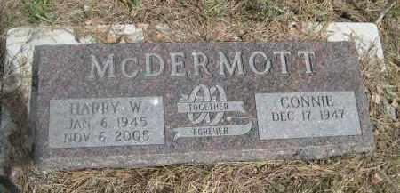 MCDERMOTT, CONNIE - Pennington County, South Dakota | CONNIE MCDERMOTT - South Dakota Gravestone Photos