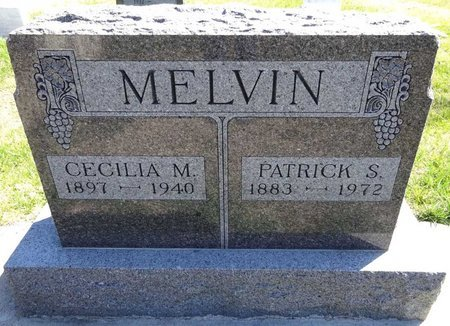 MELVIN, PATRICK - Pennington County, South Dakota | PATRICK MELVIN - South Dakota Gravestone Photos