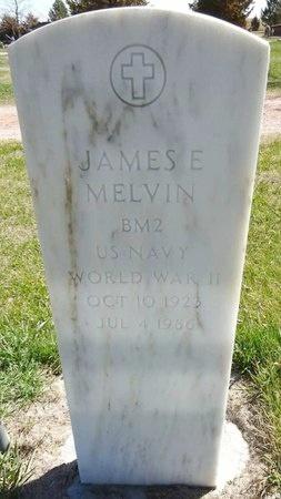 MELVIN, JAMES - Pennington County, South Dakota | JAMES MELVIN - South Dakota Gravestone Photos