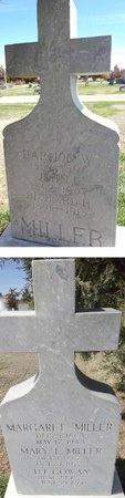 MILLER, JOHN - Pennington County, South Dakota | JOHN MILLER - South Dakota Gravestone Photos