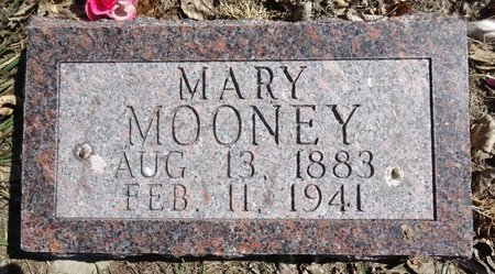 MOONEY, MARY - Pennington County, South Dakota | MARY MOONEY - South Dakota Gravestone Photos