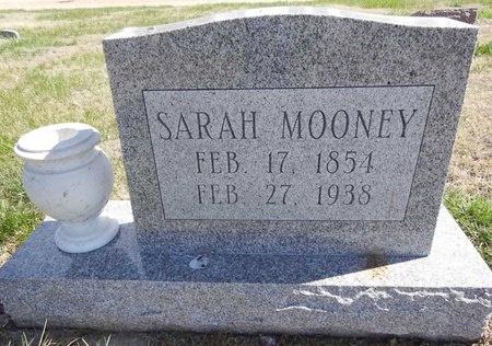 MOONEY, SARAH - Pennington County, South Dakota | SARAH MOONEY - South Dakota Gravestone Photos