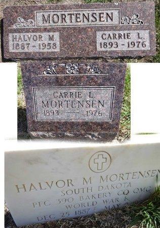 MORTENSEN, HALVOR - Pennington County, South Dakota | HALVOR MORTENSEN - South Dakota Gravestone Photos