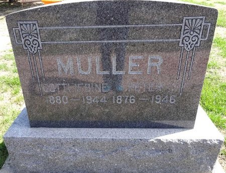 MULLER, PETER - Pennington County, South Dakota | PETER MULLER - South Dakota Gravestone Photos