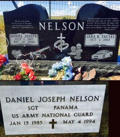 FAUSKE NELSON, JANA - Pennington County, South Dakota | JANA FAUSKE NELSON - South Dakota Gravestone Photos