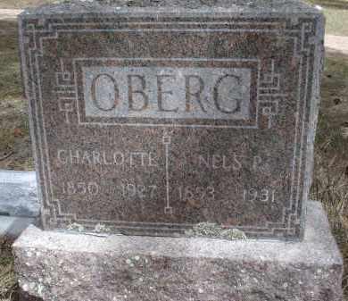 OBERG, NELS P. - Pennington County, South Dakota | NELS P. OBERG - South Dakota Gravestone Photos