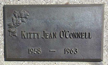 O'CONNELL, KITTY JEAN - Pennington County, South Dakota   KITTY JEAN O'CONNELL - South Dakota Gravestone Photos