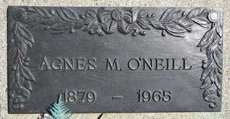 O'NEILL, AGNES - Pennington County, South Dakota | AGNES O'NEILL - South Dakota Gravestone Photos