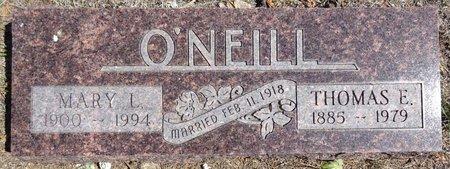 O'NEILL, MARY - Pennington County, South Dakota | MARY O'NEILL - South Dakota Gravestone Photos