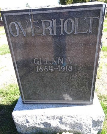 OVERHOLT, GLENN - Pennington County, South Dakota | GLENN OVERHOLT - South Dakota Gravestone Photos