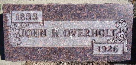 OVERHOLT, JOHN - Pennington County, South Dakota | JOHN OVERHOLT - South Dakota Gravestone Photos