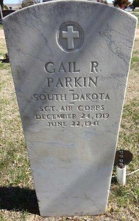 PARKIN, GAIL - Pennington County, South Dakota | GAIL PARKIN - South Dakota Gravestone Photos