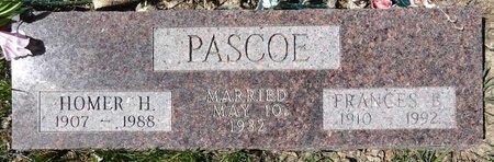 DONNER PASCOE, FRANCES - Pennington County, South Dakota | FRANCES DONNER PASCOE - South Dakota Gravestone Photos