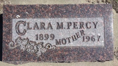 PERCY, CLARA - Pennington County, South Dakota | CLARA PERCY - South Dakota Gravestone Photos