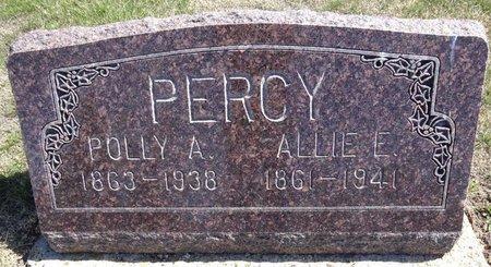 PERCY, ALLIE - Pennington County, South Dakota   ALLIE PERCY - South Dakota Gravestone Photos