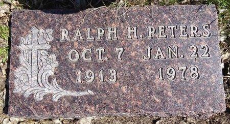 PETERS, RALPH - Pennington County, South Dakota | RALPH PETERS - South Dakota Gravestone Photos
