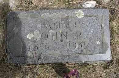 PETERSEN, JOHN - Pennington County, South Dakota | JOHN PETERSEN - South Dakota Gravestone Photos