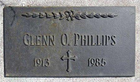PHILLIPS, GLENN - Pennington County, South Dakota | GLENN PHILLIPS - South Dakota Gravestone Photos