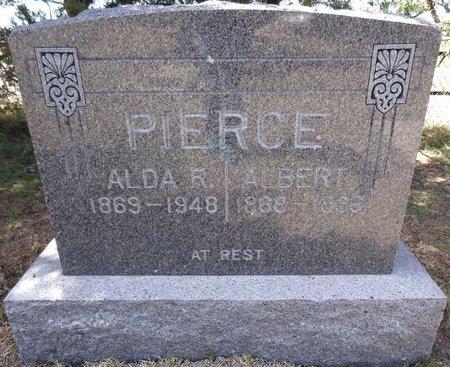 PIERCE, ALDA - Pennington County, South Dakota   ALDA PIERCE - South Dakota Gravestone Photos