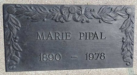 PIPAL, MARIE - Pennington County, South Dakota | MARIE PIPAL - South Dakota Gravestone Photos