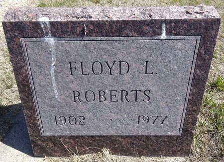 ROBERTS, FLOYD - Pennington County, South Dakota | FLOYD ROBERTS - South Dakota Gravestone Photos