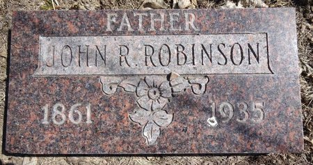 ROBINSON, JOHN - Pennington County, South Dakota   JOHN ROBINSON - South Dakota Gravestone Photos