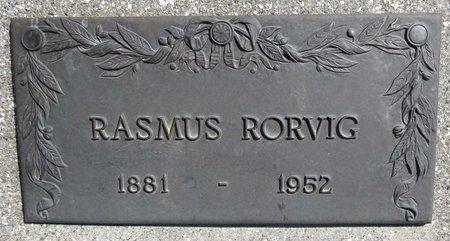 RORVIG, RASMUS - Pennington County, South Dakota | RASMUS RORVIG - South Dakota Gravestone Photos