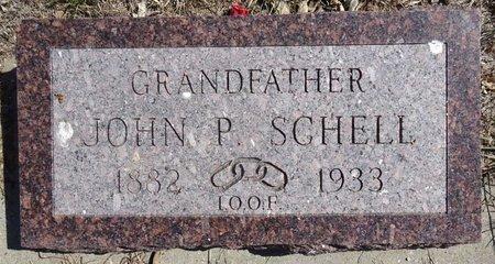 SCHELL, JOHN - Pennington County, South Dakota | JOHN SCHELL - South Dakota Gravestone Photos