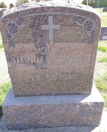 SCHROEDER, MARY - Pennington County, South Dakota | MARY SCHROEDER - South Dakota Gravestone Photos