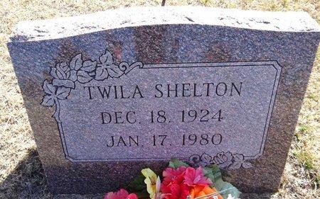 SHELTON, TWILA - Pennington County, South Dakota   TWILA SHELTON - South Dakota Gravestone Photos