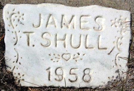 SHULL, JAMES - Pennington County, South Dakota   JAMES SHULL - South Dakota Gravestone Photos