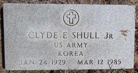 SHULL, JR., CLYDE - Pennington County, South Dakota | CLYDE SHULL, JR. - South Dakota Gravestone Photos