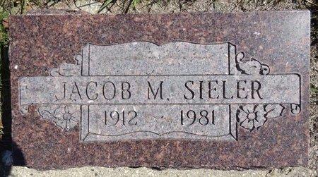 SIELER, JACOB - Pennington County, South Dakota | JACOB SIELER - South Dakota Gravestone Photos