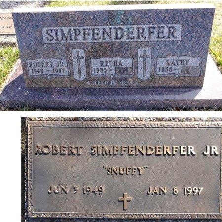 SIMPFENDERFER, ROBERT - Pennington County, South Dakota | ROBERT SIMPFENDERFER - South Dakota Gravestone Photos