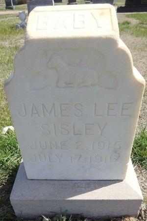 SISLEY, JAMES LEE - Pennington County, South Dakota | JAMES LEE SISLEY - South Dakota Gravestone Photos