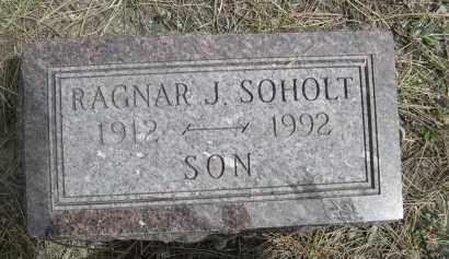 SOHOLT, RAGNAR J. - Pennington County, South Dakota   RAGNAR J. SOHOLT - South Dakota Gravestone Photos