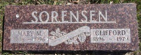 SORENSEN, CLIFFORD - Pennington County, South Dakota | CLIFFORD SORENSEN - South Dakota Gravestone Photos