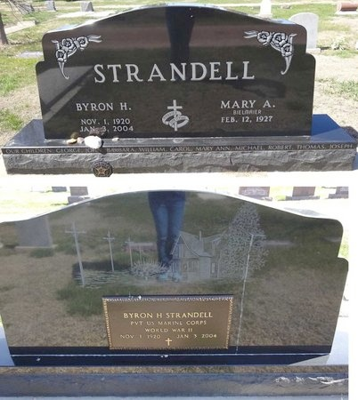 STRANDELL, MARY - Pennington County, South Dakota | MARY STRANDELL - South Dakota Gravestone Photos