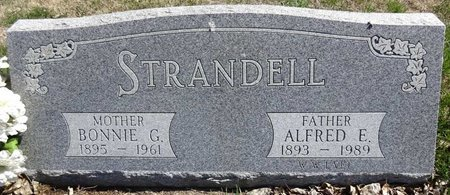 STRANDELL, BONNIE - Pennington County, South Dakota | BONNIE STRANDELL - South Dakota Gravestone Photos