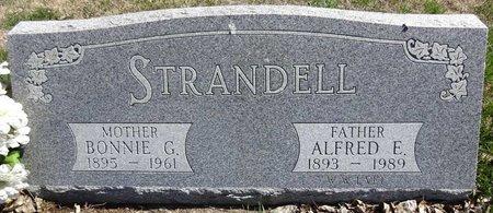 GRAHAM STRANDELL, BONNIE - Pennington County, South Dakota | BONNIE GRAHAM STRANDELL - South Dakota Gravestone Photos