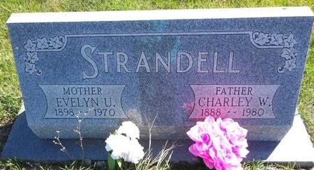 STRANDELL, EVELYN - Pennington County, South Dakota | EVELYN STRANDELL - South Dakota Gravestone Photos